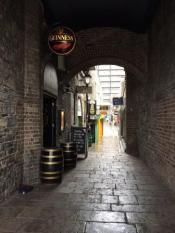 Temple Bar Entrance