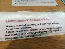 Regulation Sign