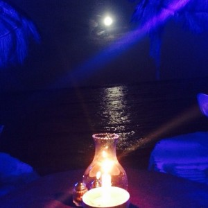 Mexico Moonlight and Candlelight