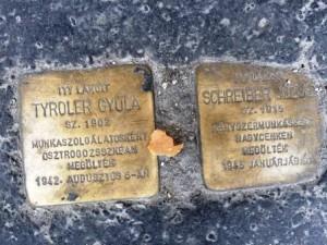 Rememberance Plaques