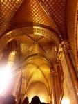Gold Ceilings
