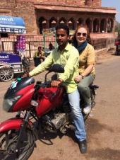 India - Motorcycle
