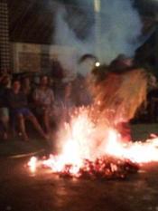 Indonesia - Bali Dance Fire