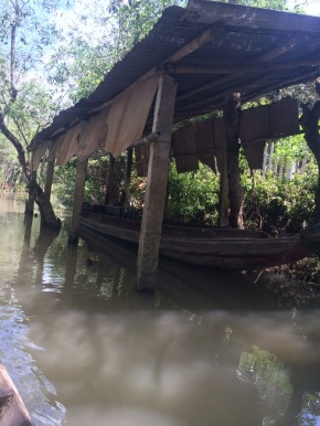 Vietnam - Mekong Delta Boat