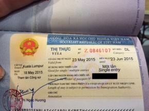Vietnamese Visa