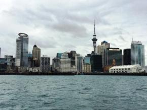 New Zealand - Auckland Skyline