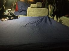 Camper Van Inside