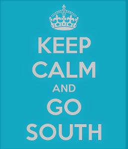 keep-calm-and-go-south