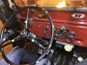 Jeep Inside
